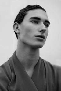 Männerportrait 20er Jahre