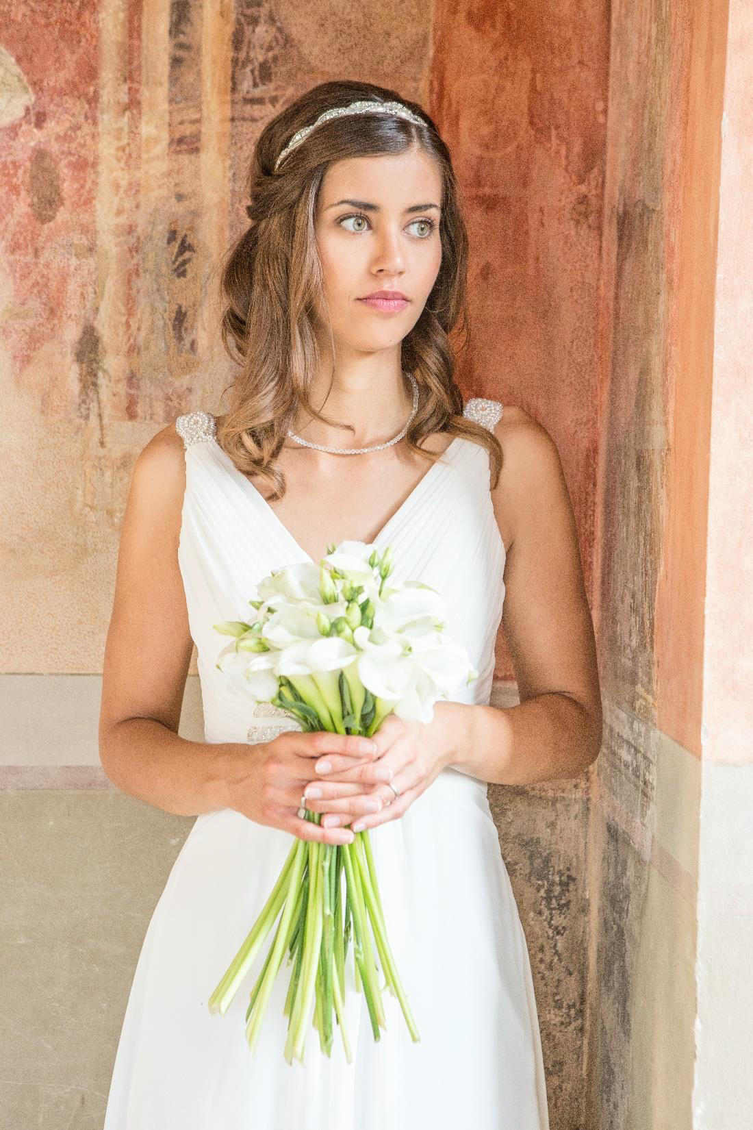 Brautfrisur & Braut Make-Up: Sandy Ullrich
